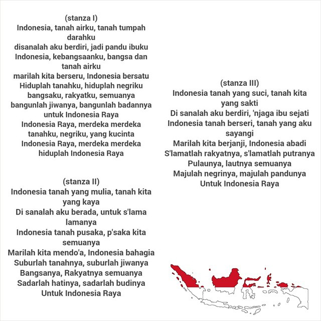 Masih Banyak Kesalahan Lagu Kebangsaan Indonesia Raya Di Rekam Ulang